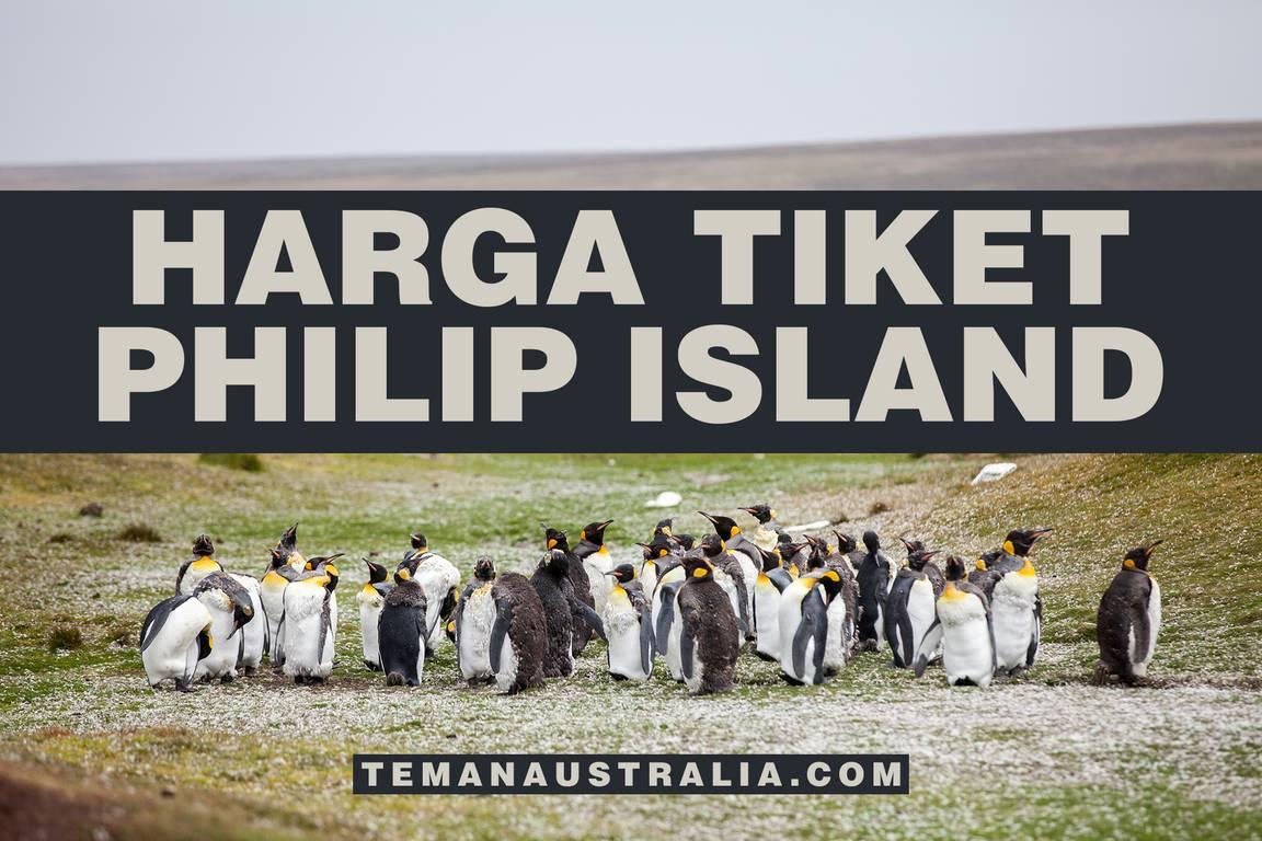 Harga Tiket Philip Island