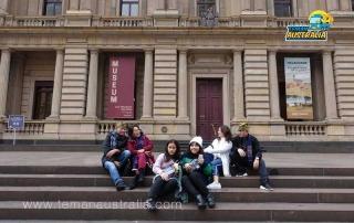 Paket Wisata Tour Kota Melbourne - Parliament Building